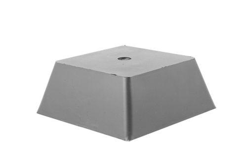 Gummiblock universal für JAB Becker und Autop Hebebühnen 150 x 150 x 60 mm