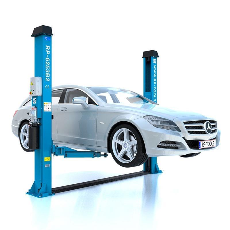2-Säulen-Hebebühne hydraulisch UV 4,0 t, 400 V,...