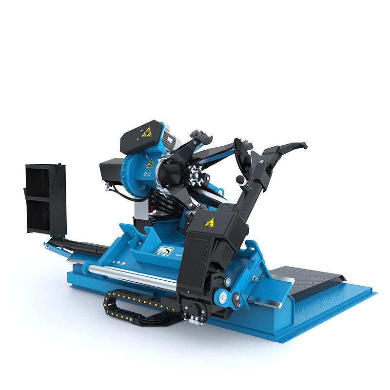 Montiermaschine Reifen LKW vollautomatisch 400V (2...