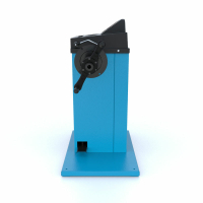 Reifen-Wuchtmaschine mobil manuell AC/DC 10-26 Zoll mit LED-Display - RP-U095PN