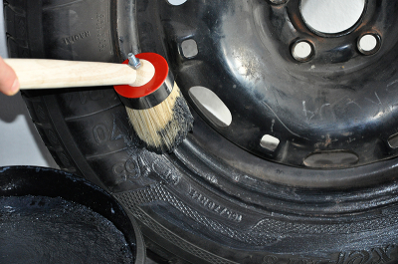 Reifen-Montagewachs, Montagewachs, Reifenmontagepaste, Reifenmontierpaste 5 kg schwarz