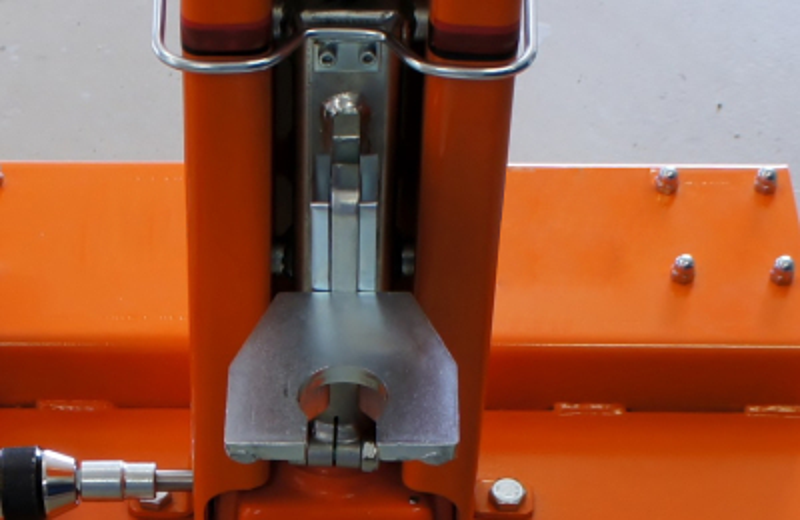 Adapter auf die Kugel der Anhängekupplung für Mobilen Heber RP-JH-EASYLIFT1500