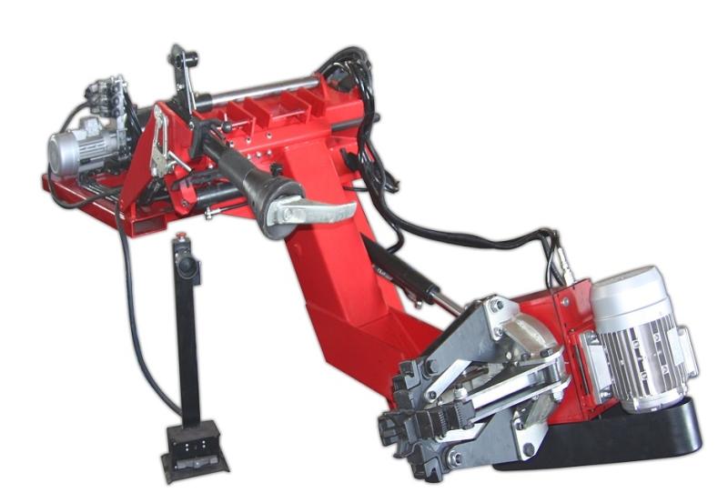 Montiermaschine Reifen LKW automatisch 400V (2 Stufen)...