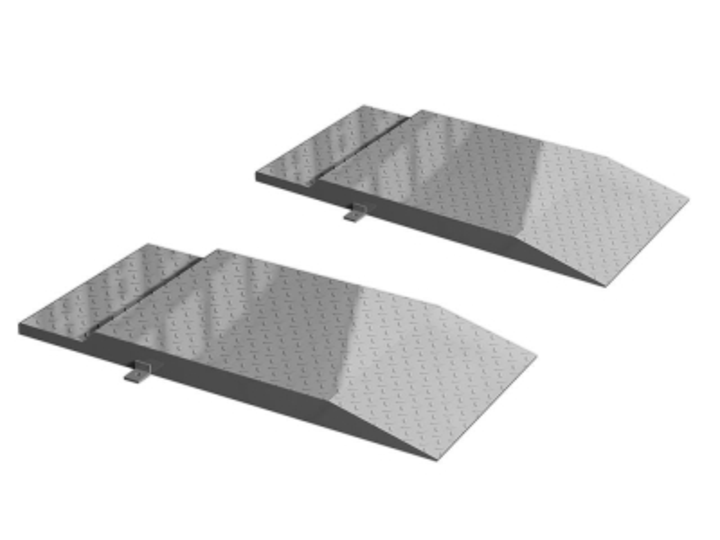 Auffahrrampen Sportliche Fahrzeuge Set für RP-8500P Scherenbühnen (4 Stk. Rampen)