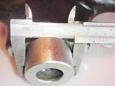 Montagekopf Kunststoff mit Aufnahme Ø: 28 mm für Montiermaschine Reifen RP-U200P, RP-U221P,...