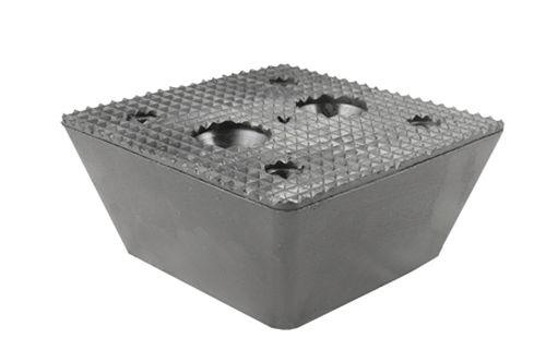 Gummiblock universal für JAB Becker und Autop Hebebühnen 150 x 150 x 70 mm