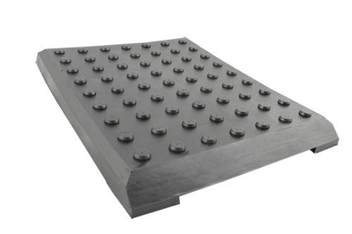 Gummi Trapezblock, Gummiplatte, universell für Autop Hebebühnen 405 x 305 x 35 mm