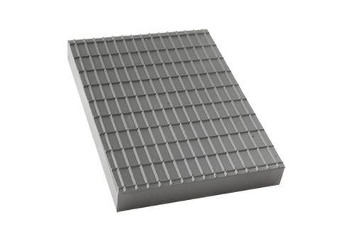 Gummiklotz universell für JAB Becker und AUTOP Hebebühnen 160x120x20 mm