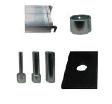 Pressdornsatz 100 t für Werkstattpresse Hydraulikpresse