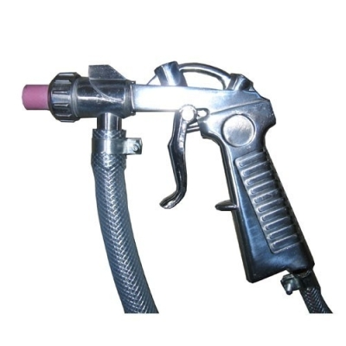 Sandstrahlpistole Strahlpistole Sandstrahlen + 4 Düsen