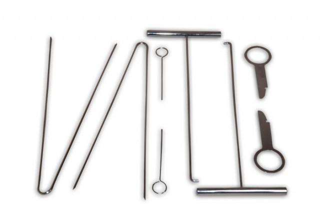T41 Armaturenbrett und Radio Montage Werkzeug im Set BMW, Mercedes