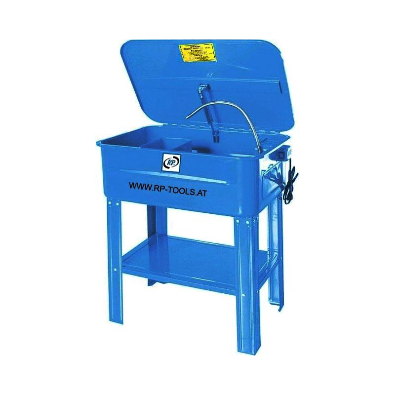 Teilewaschgerät 80 L mit Pumpe 12 l/min - Wanne Waschgerät Teilereiniger Waschmaschine
