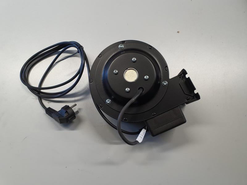 Lüfter für Abgaswärmetauscher Ø 150 mm 80 W für Universalölofen 6,5 kW