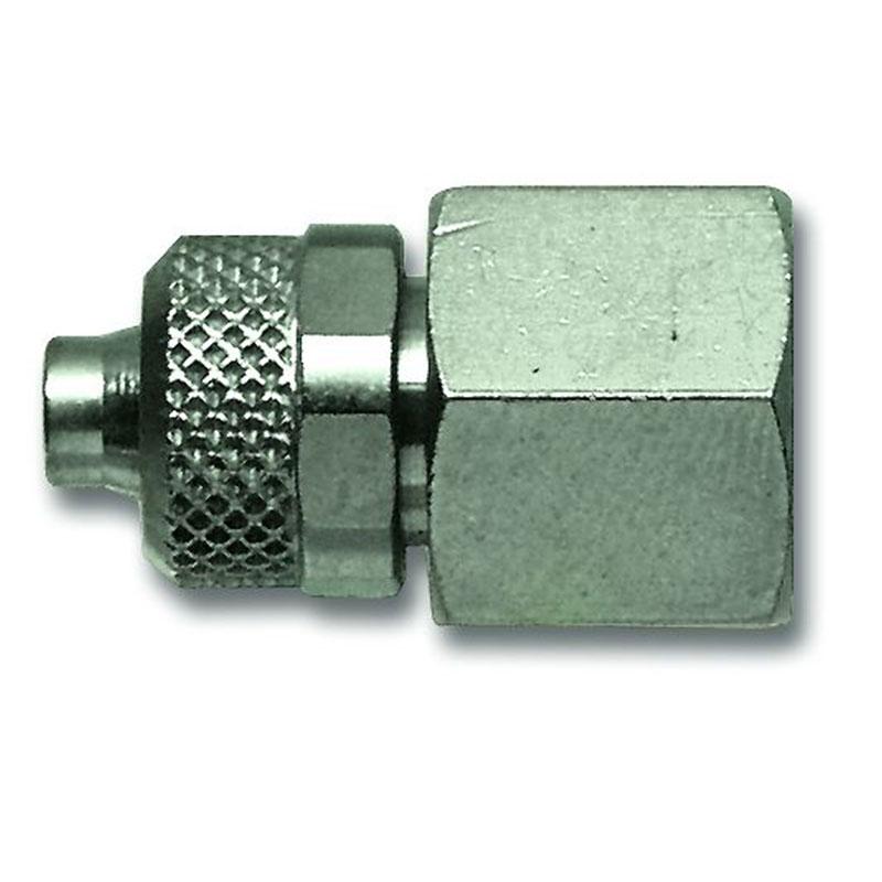 Schlauchanschluss von 1/4 Zoll auf 10 mm