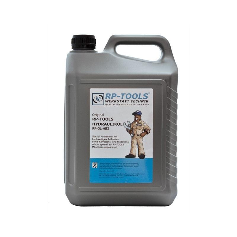 Öl Hydrauliköl Original RP-TOOLS Hebebühnen Öl 5 l