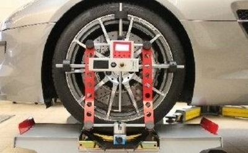 Racing - Plus zur Messung von Rennfahrzeugen